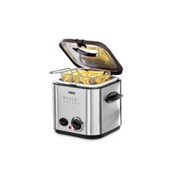 Friteuse Princess Classic Mini Fryer & Fondue - Friteuse / fondue - 840 Watt - métal