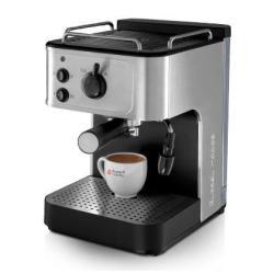 """Expresso et cafetière Russell Hobbs Allure 18623-56 - Machine à café avec buse vapeur """"Cappuccino"""" - 15 bar"""