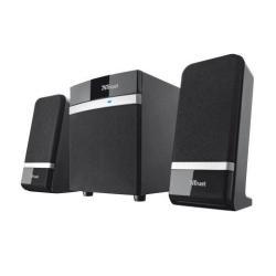 Haut-parleurs Trust Raina 2.1 Subwoofer Speaker Set - Système de haut-parleur - pour PC - Canal 2.1 - 20 Watt (Totale)