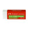 Faber Castell - Faber-Castell 7095 - Gomme - blanc