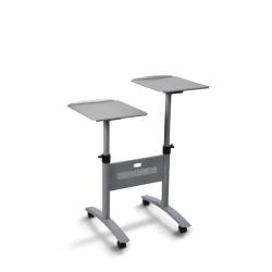 NOBO Projection Trolley Multimedia - Chariot pour projecteur / ordinateur portable