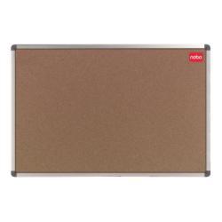 Nobo Elipse Classic - Tableau d'affichage - montable au mur - 1200 x 900 mm - liège