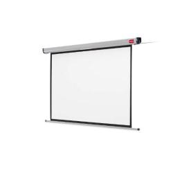 Écran pour vidéoprojecteur NOBO - Écran de projection - motorisé - 79 po (200 cm) - 4:3