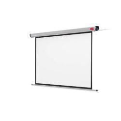 Écran pour vidéoprojecteur NOBO - Écran de projection - motorisé - 94 po (240 cm) - 4:3