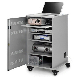 Armadietto Nobo - Multimedia Projection Trolley