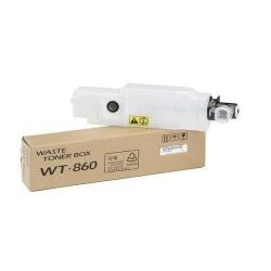 Kyocera WT-860 - Collecteur de toner usagé - pour FS-C8600, C8650; TASKalfa 3050, 3500, 3550, 4500, 4550, 5500, 5550