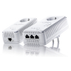 Power line Devolo - dLAN 500 AV WIRELESS + STARTER KIT