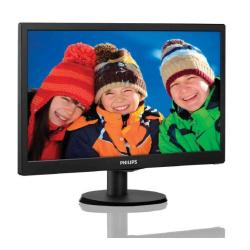 Monitor LED Philips - 193v5lsb2