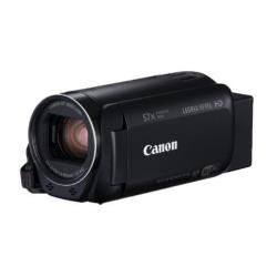 Caméscope Canon LEGRIA HF R86 - Caméscope - 1080p / 50 pi/s - 3.28 MP - 32x zoom optique - flash 16 - carte Flash - Wi-Fi, NFC - noir