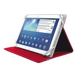 Coque Trust Verso Universal Folio Stand - Étui pour tablette - rouge