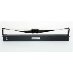 Ruban Genicom - Noir - ruban d'impression - pour Serial Matrix 3460, 3470, 3480