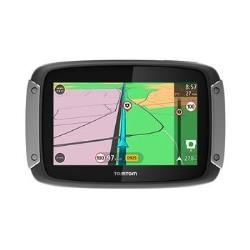 Navigateur satellitaire TomTom RIDER 40 - Navigateur GPS - moto 4.3 po grand écran