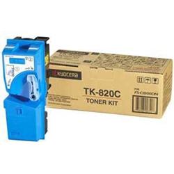 Toner KYOCERA - Tk820c