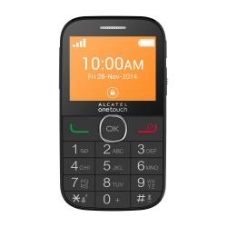 Telefono cellulare Alcatel - One Touch 2004G Black