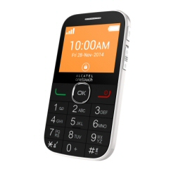 Foto Telefono cellulare One Touch 2004G Pure White Alcatel