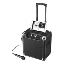 haut-parleur sans fil Urban Revolt Fiësta Plus Wireless Party Speaker - Haut-parleur - pour système d'assistant personnel - sans fil - 40 Watt