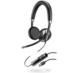 Plantronics Blackwire C725 - 700 Series - casque - sur-oreille - Suppresseur de bruit actif