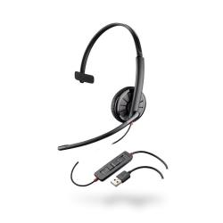 Plantronics Blackwire C325-M - 300 Series - casque - sur-oreille