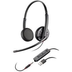 Plantronics Blackwire C325 - 300 Series - casque - sur-oreille