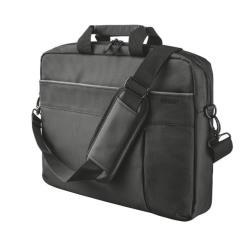 """Sacoche Trust Rio Carry Bag - Sac à bandoulière pour ordinateur portable - 16"""" - noir"""