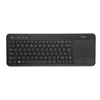 Tastiera Trust - Veza wireless touchpad keyboard