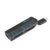 Lecteur de cartes mémoire Trust - Trust USB TYPE-C CARDREADER -...
