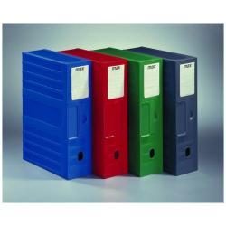 Boîte à archive Rexel Max - Boîte de classement - 85 mm - rouge