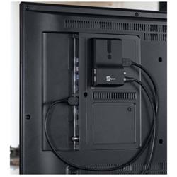 Décodeur TELE System TS6810 T2 Stealth - Tuner TV numérique DVB