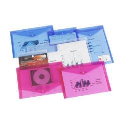 Porte-documents Rexel ICE - Valisette - A3 - pour 100 feuilles - paysage - clair (pack de 5)