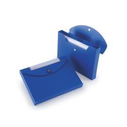 Boîte à archive Rexel Optima - Boîte de classement - pour 400 feuilles - bleu