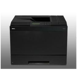 Imprimante laser Dell Color Laser Printer 5130cdn - Imprimante - couleur - Recto-verso - laser - A4/Legal - 600 ppp - jusqu'� 45 ppm (mono) / jusqu'� 45 ppm (couleur) - capacit� : 700 feuilles - parall�le, USB 2.0, Gigabit LAN, h�te USB