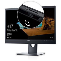 "Écran LED Dell P2418HZ - Écran LED - 24"" (23.8"" visualisable) - 1920 x 1080 Full HD (1080p) - IPS - 250 cd/m² - 1000:1 - 6 ms - HDMI, VGA, DisplayPort - haut-parleurs - noir"