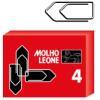 Fermagli Molho Leone - Nr 4