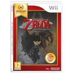 Videogioco Nintendo - Wii the legend of zelda: twilight princess select