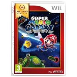 Videogioco Nintendo - Wii super mario galaxy select