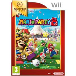 Videogioco Nintendo - Mario party 8 select