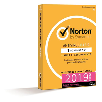 Norton - NORTON ANTIVIRUS BASIC 1DEVICE