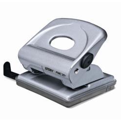 Perforatrice Rapid Fashion FMC25+ - Perforateur - 30 feuilles - métal - argent brillant