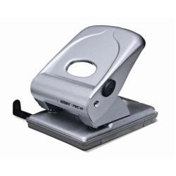 Perforatrice Rapid Fashion FMC40 - Perforateur - 40 feuilles - métal - argent brillant