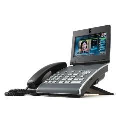 Téléphone VOIP Polycom VVX 1500 D - Visiophone IP - H.323, SIP - multiligne