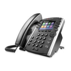 Téléphone VOIP Polycom VVX 400 - Téléphone VoIP - SIP - 12 lignes