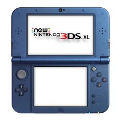 Console New Nintendo 3DS XL - Console de jeu portable - bleu