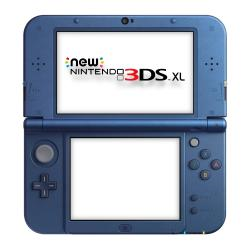 Console Nintendo - New nintendo 3ds xl Blu
