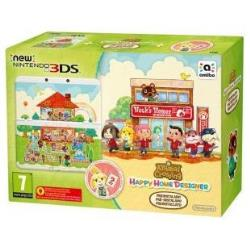 Foto Console New 3ds + animal crossing happy home des Nintendo