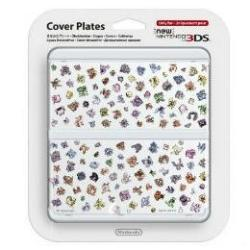 Nintendo - New 3ds coverplate