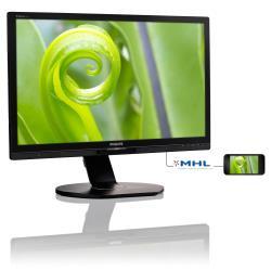 Monitor LED Philips - 221p6epyeb