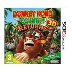Videogioco Nintendo - Donkey kong country returns 3d