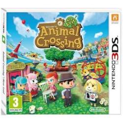 Videogioco Nintendo - Animal crossing: new leaf