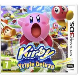Videogioco Nintendo - Kirby triple deluxe