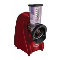 Russell Hobbs Desire Slice & Go 22280-56 - Râpe électrique - 200 Watt - rouge/noir